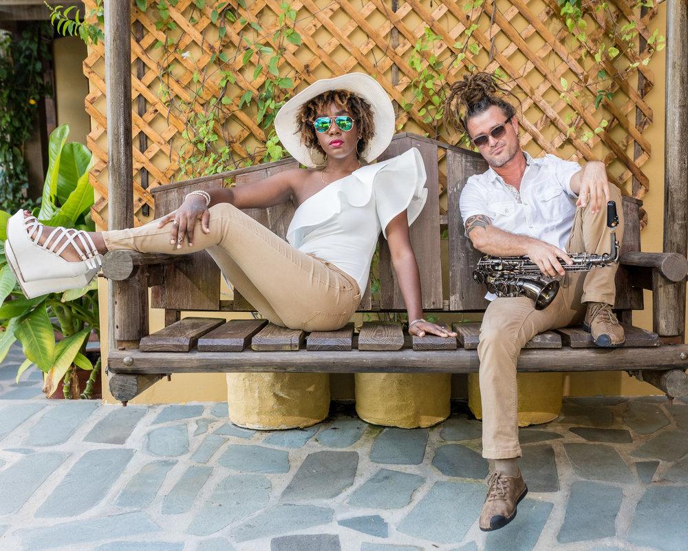 Rob Zii & Phyness - St. Lucia Photographer -