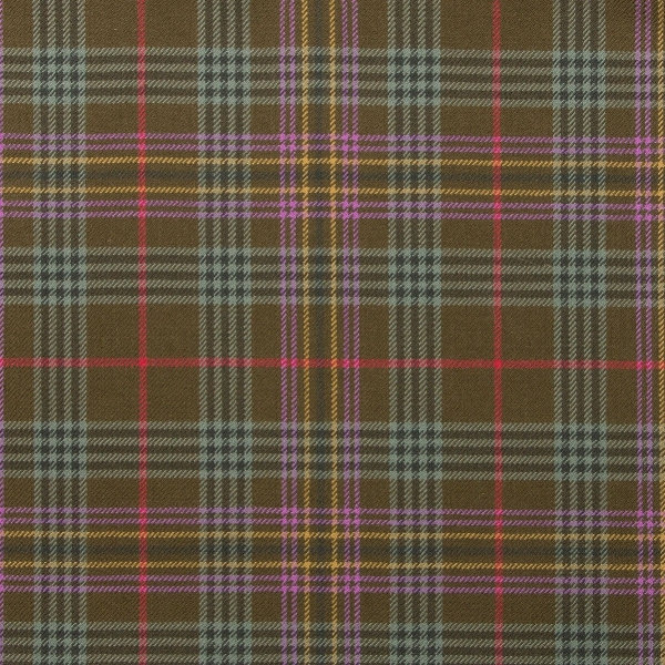 Did you know? - Our tartan fabric is 100% wool and hand woven exclusively in Scotland. Discover our tartan´s clan history.