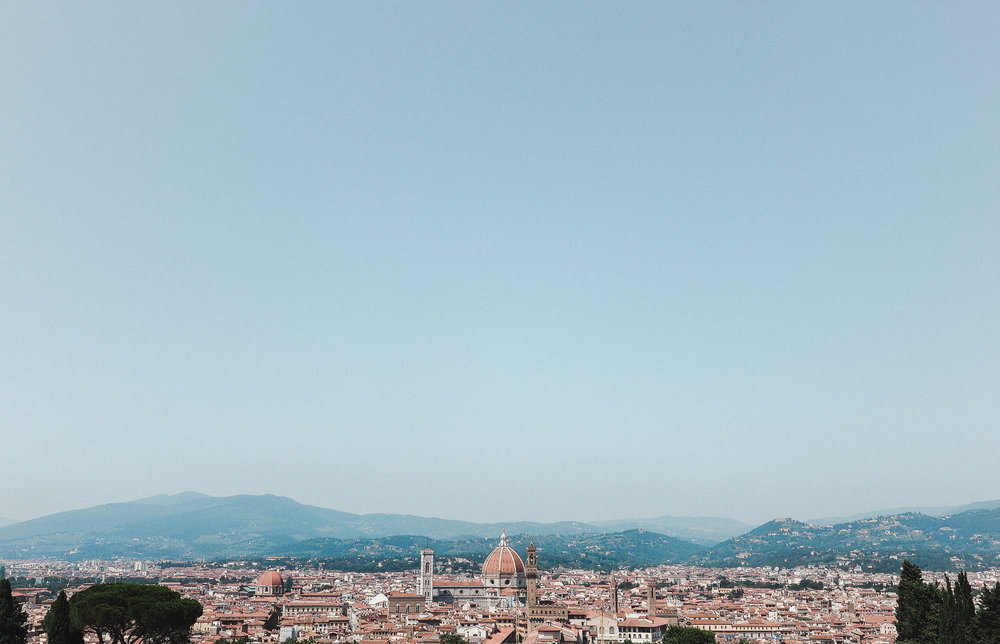 Florence, Italy - June 2016