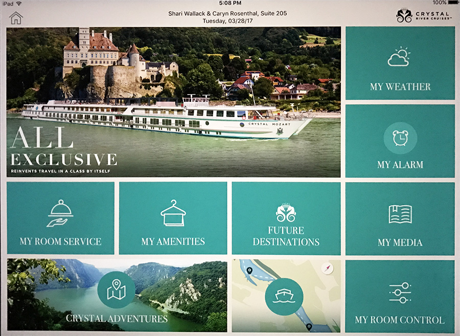 ipad-control-crystal-river-cruise