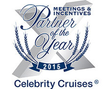 2015 Celebrity CruisesCorporate Meeting & IncentivesAccount Of The Year -