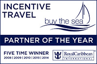 2008 Royal Caribbean Cruise LineCorporate Meeting & IncentivesAccount Of The Year -