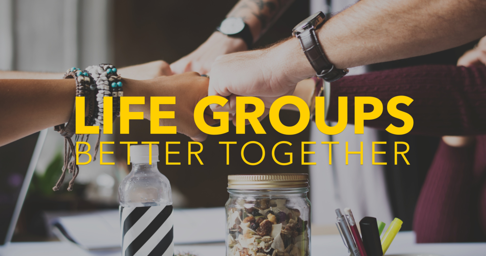 Life Group Community The Woodlands