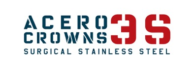 ACERO CROWNS 3S - SURGICAL STAINLESS STEEL