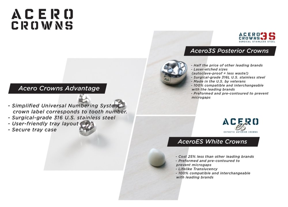 Acero Crowns Advantage