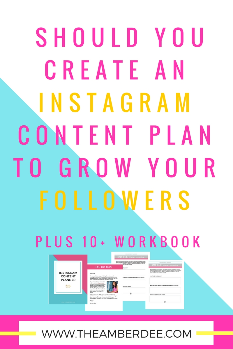 Need help growing your following and creating content for Instagram? Click through to get the guide.