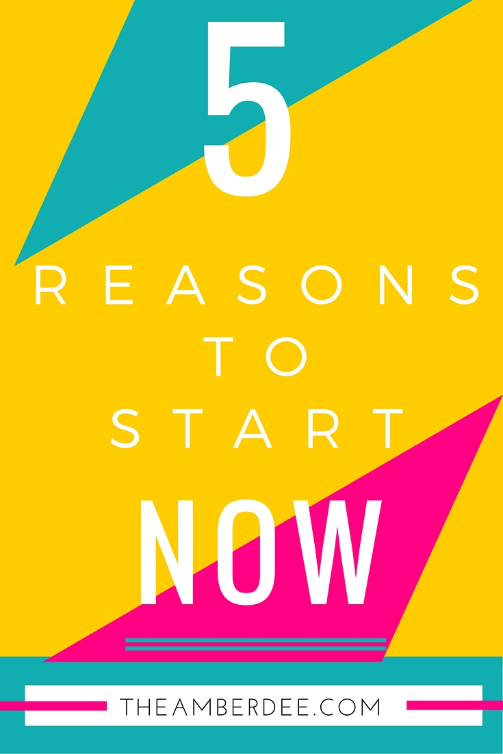 small business start up reasons to start now