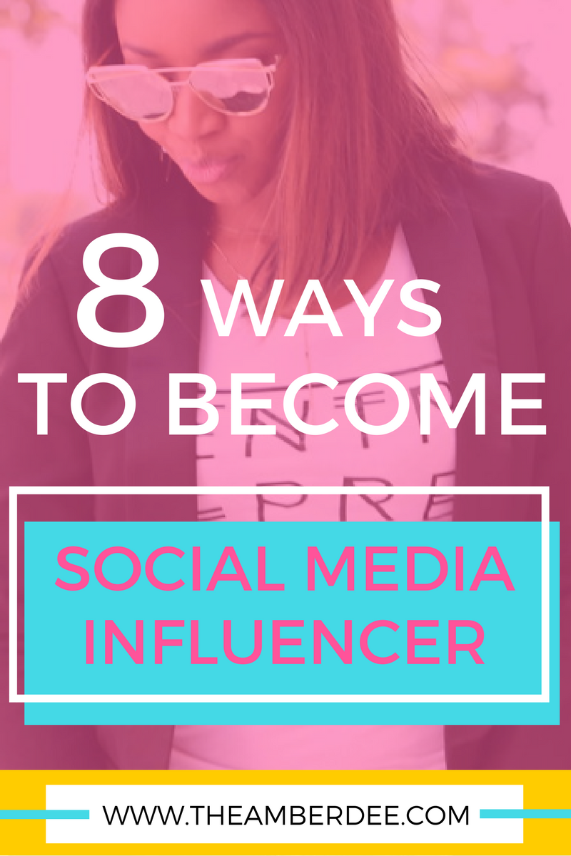 Ready to make some extra cash by being an influencer? Start here now!