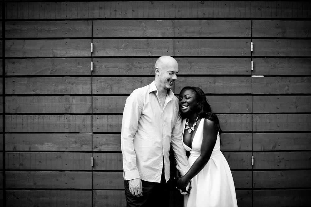 BW-London-Southbank-engagement-photographer-couple-laughing