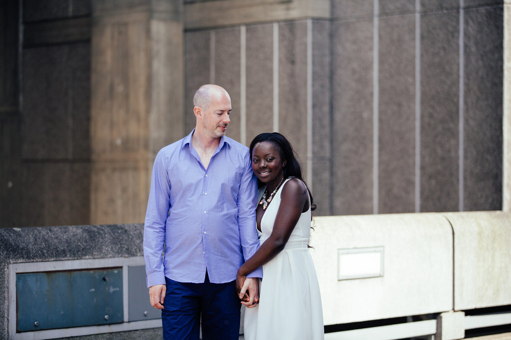 mixed-race-couple-London-Southbank-engagement-photographer