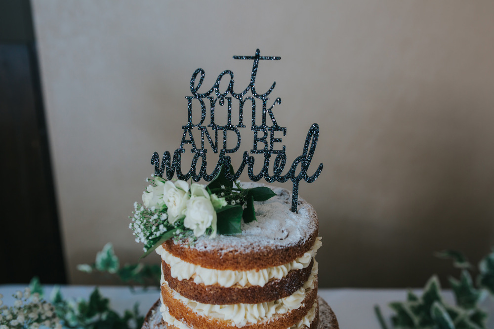 CRL-263-The Bingham wedding Richmond-naked cake mr mrs cake topper  cheese wedding cake.jpg
