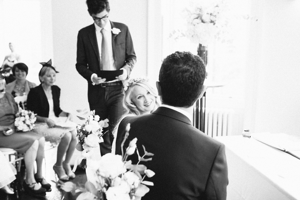 London reportage wedding photographer