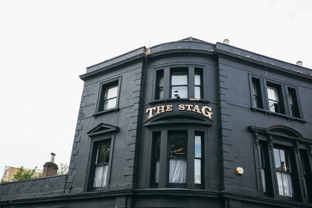 The Stag pub wedding venue West Hampstead London