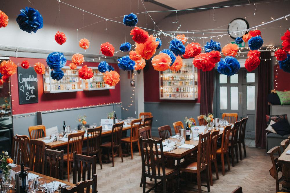 The Londesborough Pub wedding venue Stoke Newington