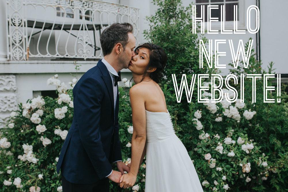 Alternative Documentary Style London Wedding Photography
