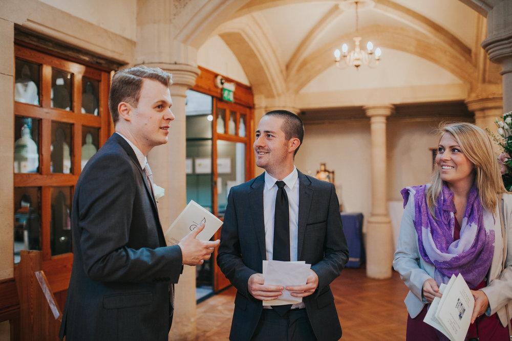 6 groom guests Fulham Catholic Church wedding.jpg