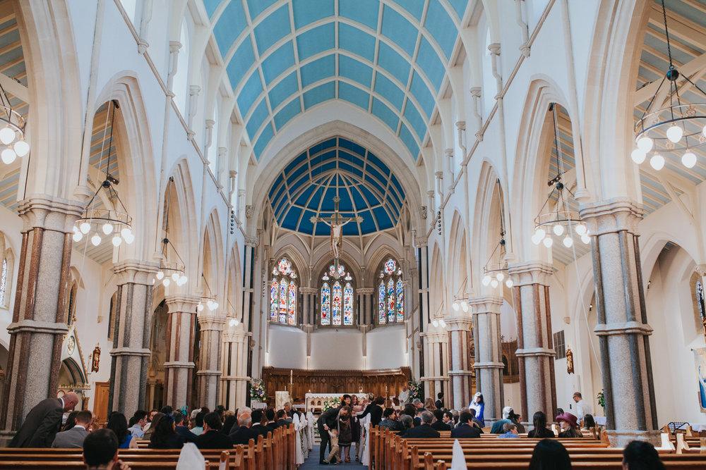 9 Fulham Catholic Church blue roof.jpg