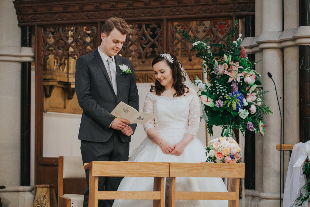 32 bride singing groom Church wedding.jpg