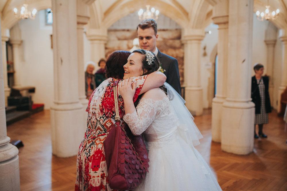 86 bride in receiving line congratulations.jpg