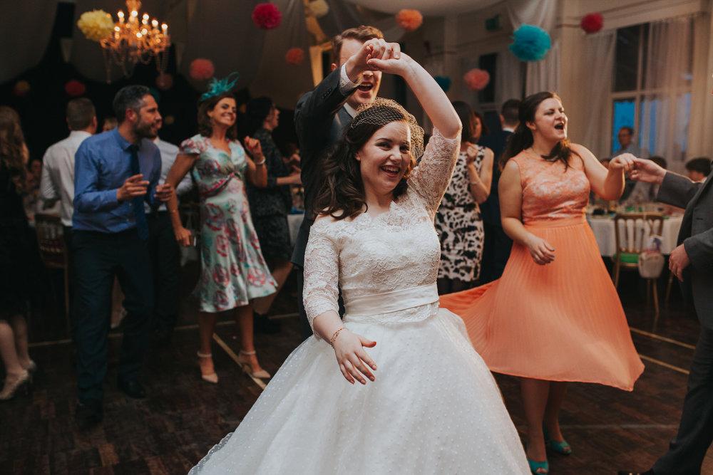 259 first dance school hall wedding reception London.jpg