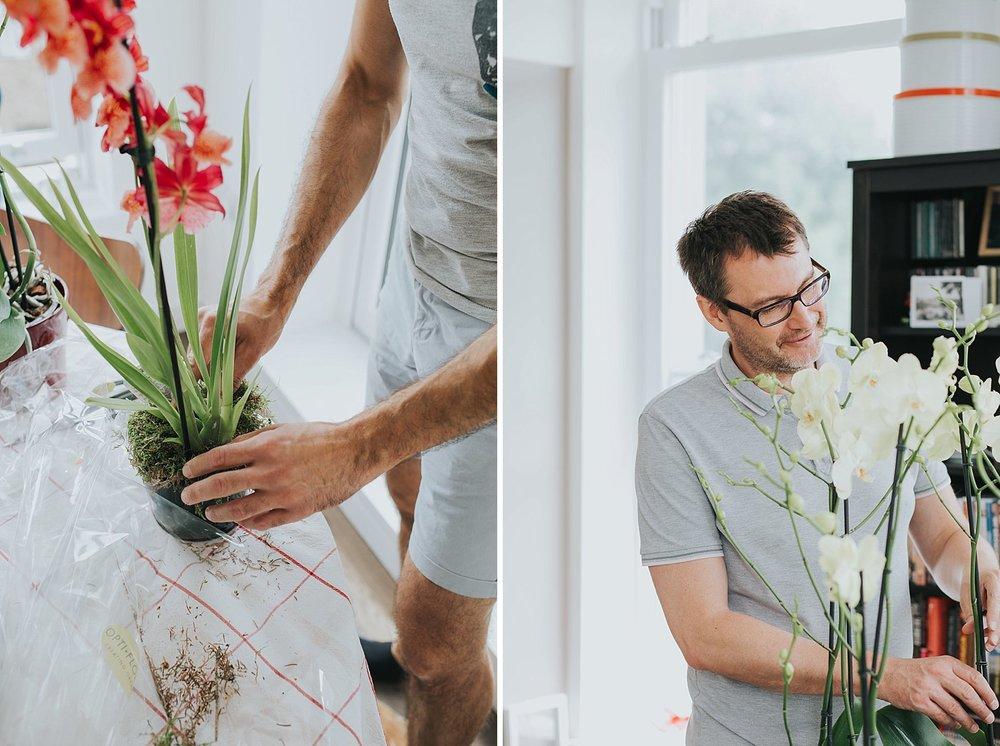 6 groom potting flowers for wedding.jpg