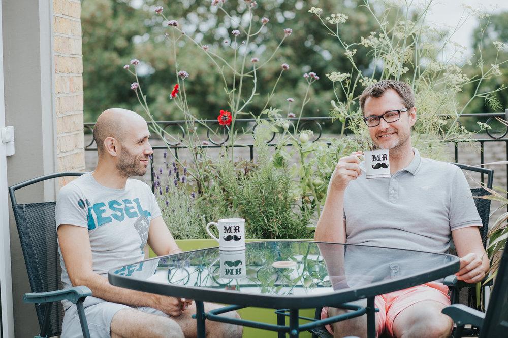 38 same sex couple drinking coffee mr mr moustache mugs.jpg