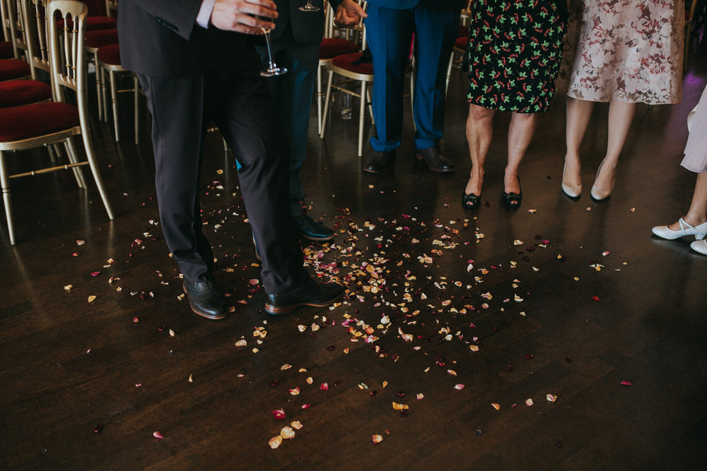 93 confetti on floor Trafalgar tavern wedding.jpg