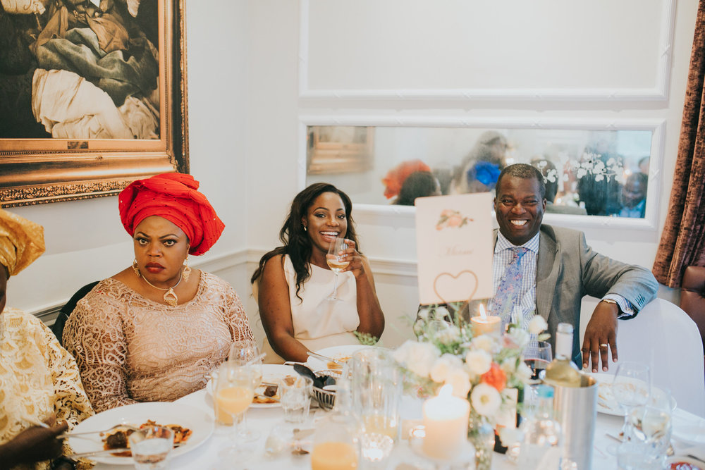 246 guests seated Belair House Dulwich wedding breakfast.jpg