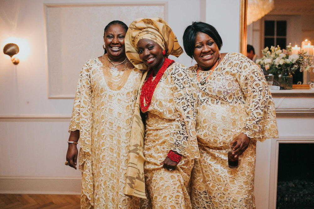 328 Belair House bride extended family wearing traditional Igbo wedding attire.jpg