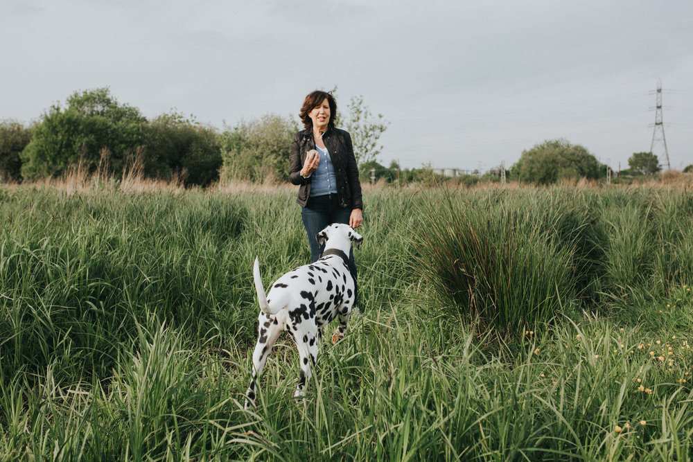 4 dalmation dog on relaxed gay friendly prewedding shoot.jpg