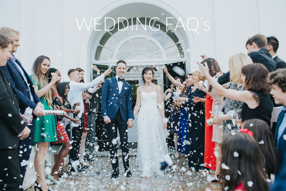 Belair-House-Dulwich-wedding-white-confetti-storm