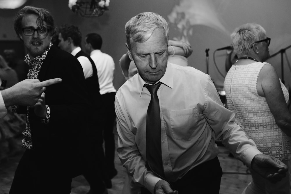 Lea Rowing Club wedding brides father dancing.jpg