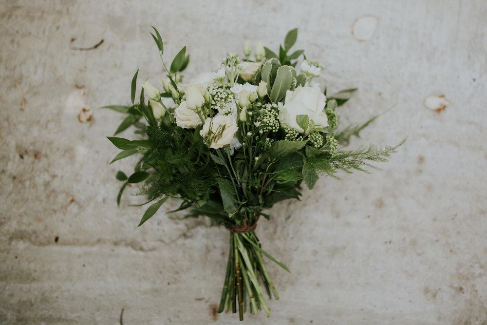 2 wild flower white rose wedding bouquet photo.jpg