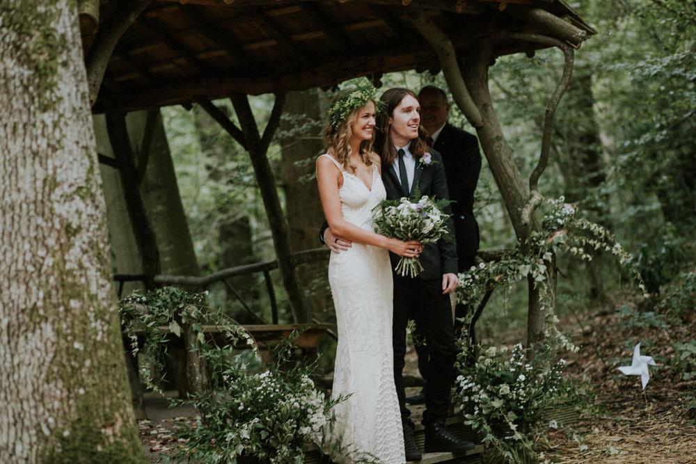 42 Kent groom bride Paper Mill woodland wedding.jpg