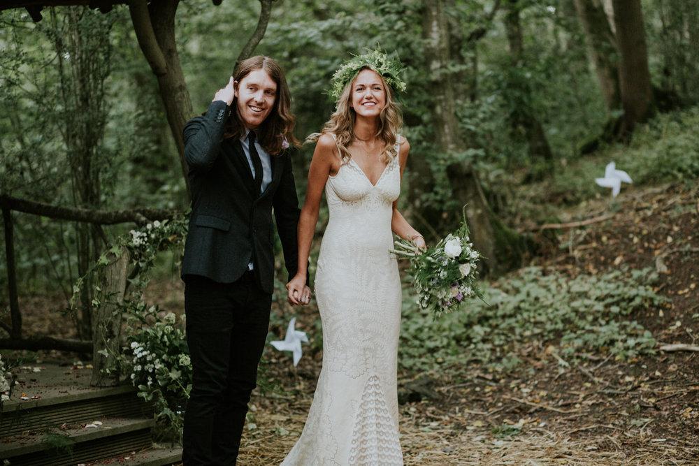 43 just married couple Hawkhurst woodland.jpg
