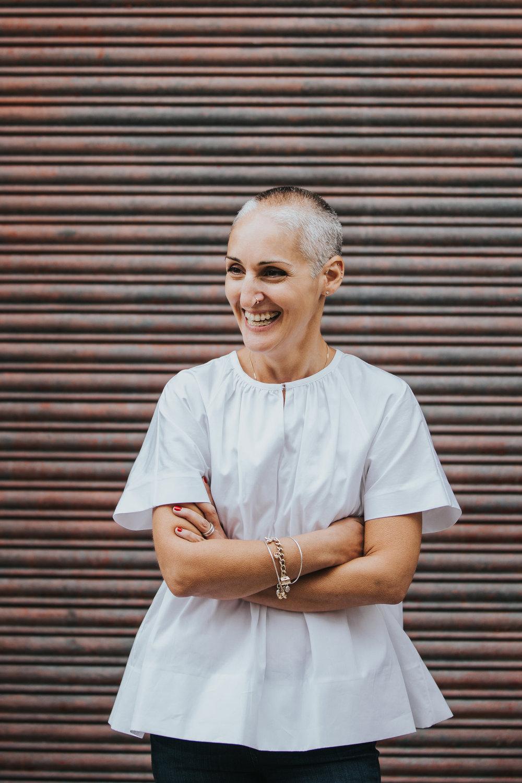 Sarah Burns Prizeology | London creative headshot photographer | Yolande De Vries Photography.jpg