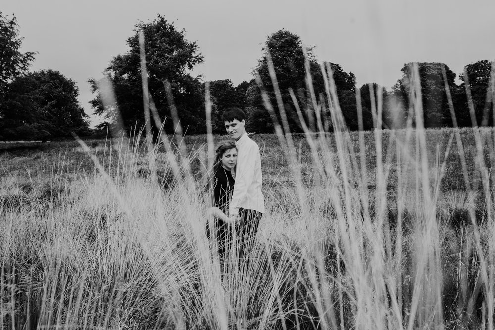 10-Richmond relaxed pre wedding photography tall yellow grasses.jpg