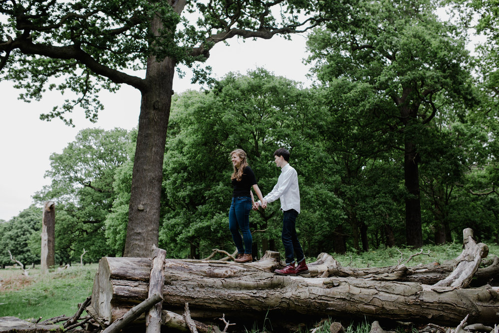 24-romantic London forest engagement shoot.jpg