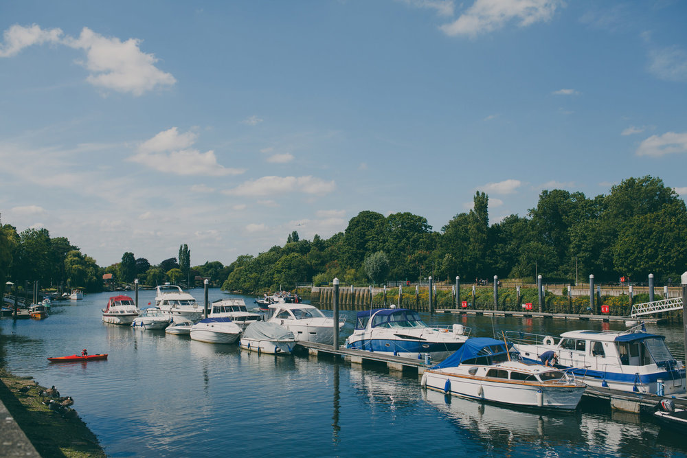81 Teddington The Wharf riverside during summer.jpg
