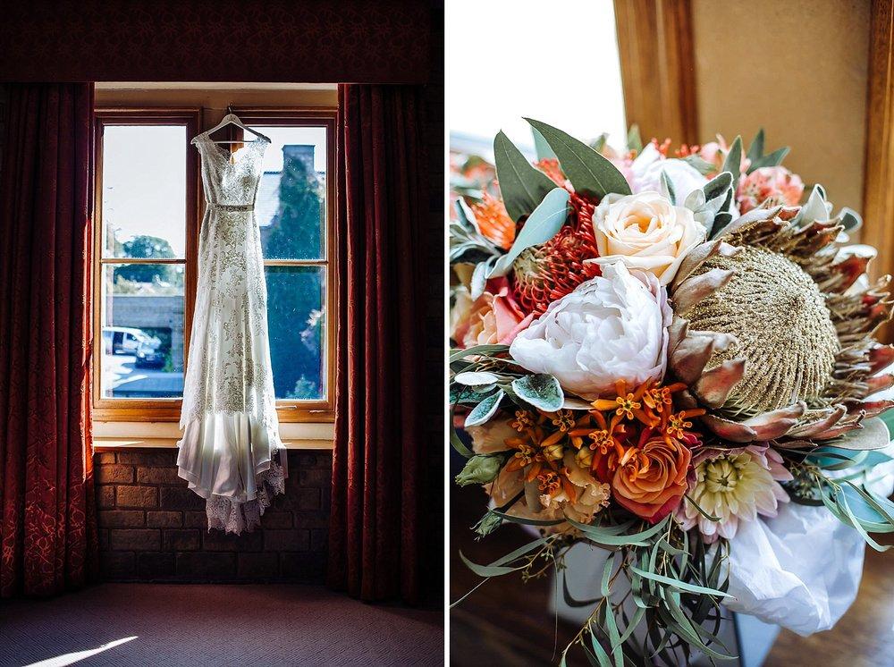 8 gold protea wedding bouquet Yolande De Vries Photography.jpg