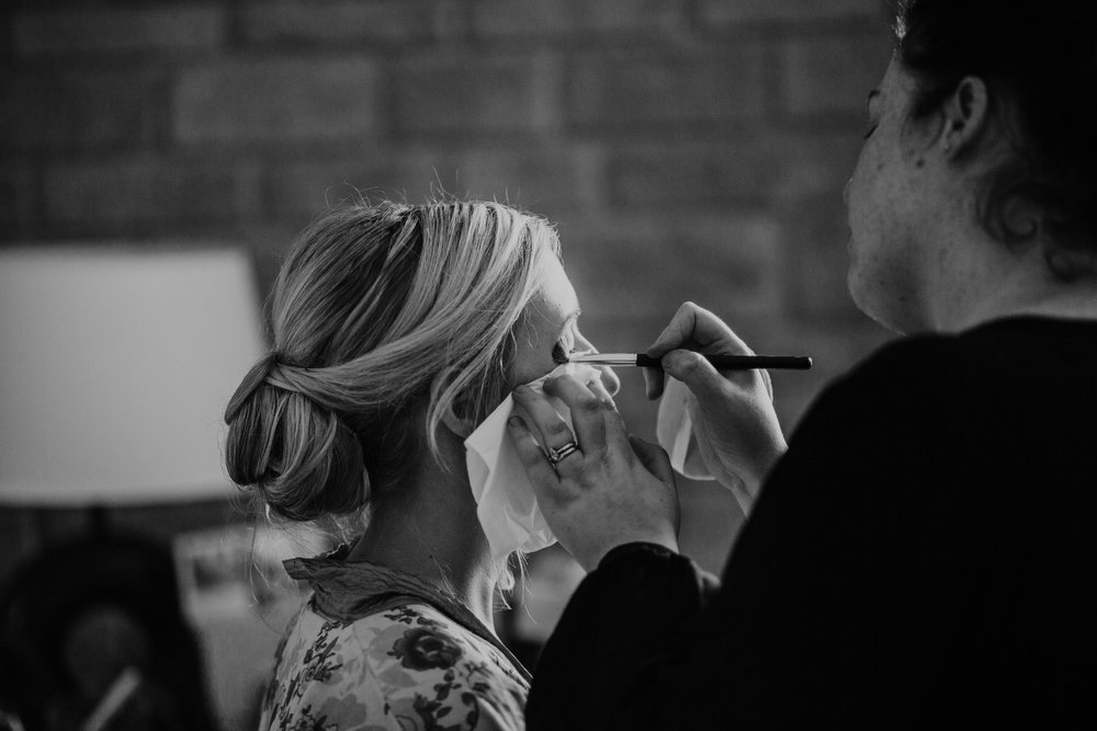 51 BW bride makeup shot  Yolande De Vries Photography.jpg
