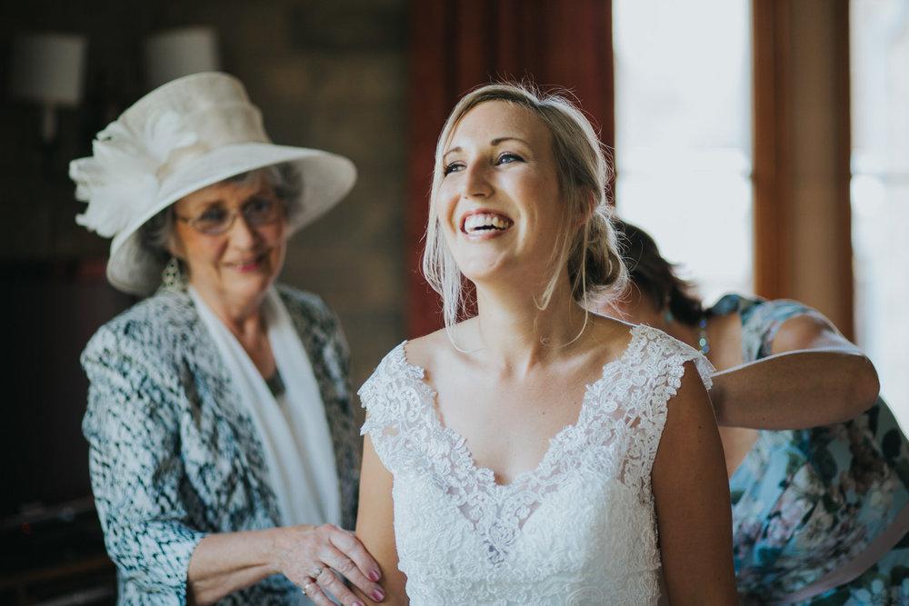 73 sweet moment between bride grandmother wedding photo.jpg