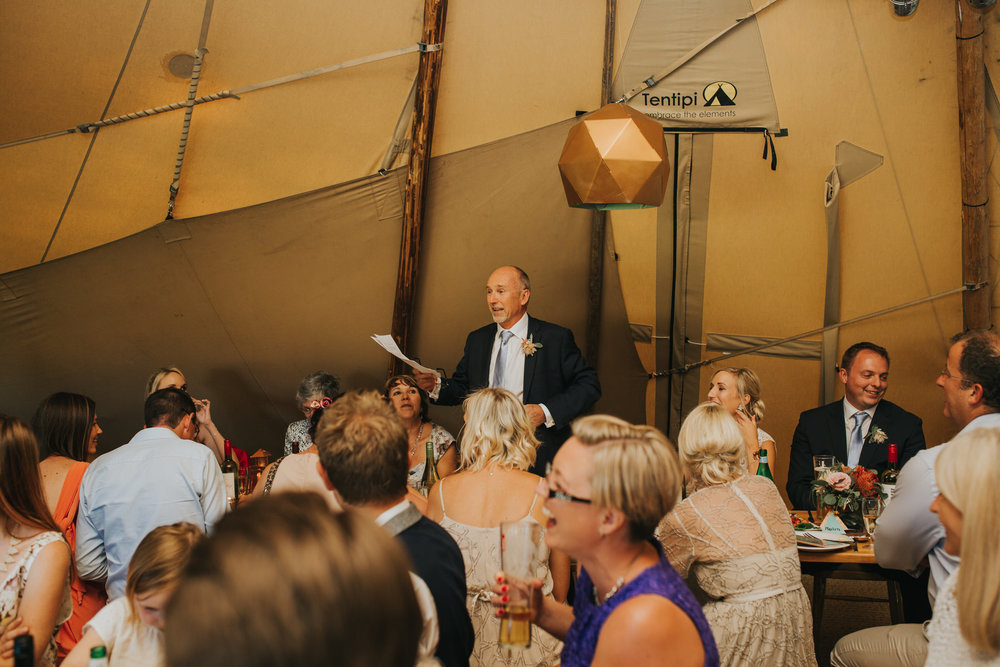 252 father of the bride speech Knepp Castle tipi wedding reportage.jpg