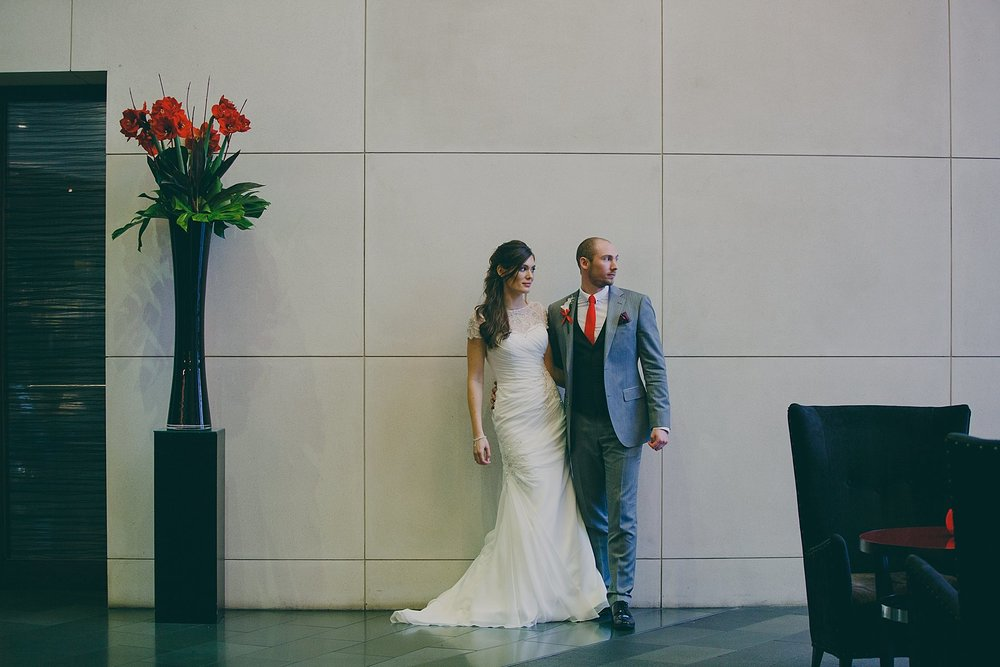 Brooklands Hotel wedding bride groom portrait.jpg