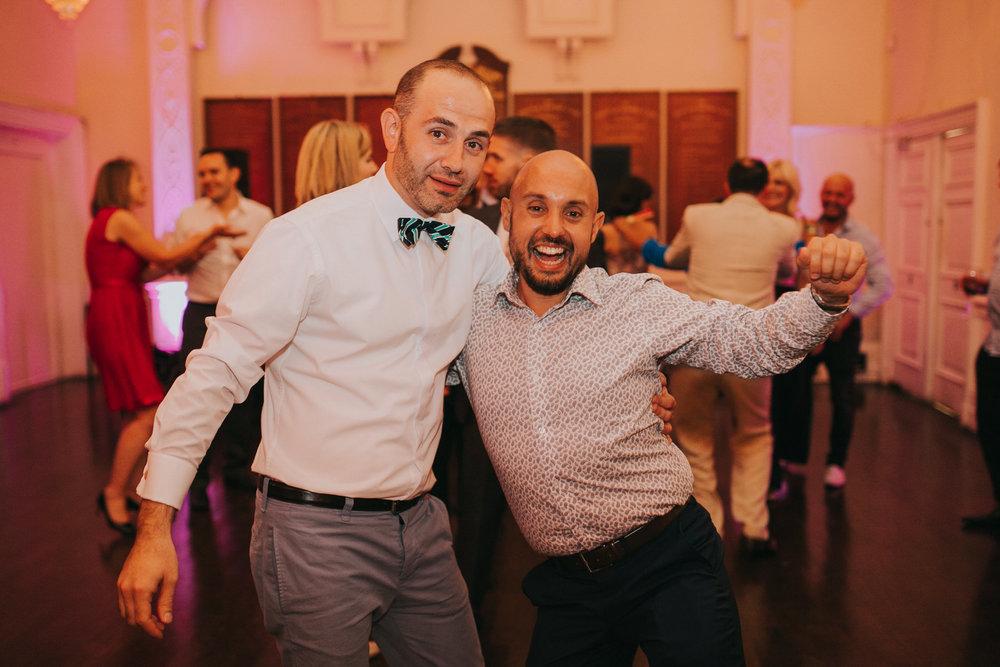 239 London reportage wedding photograper fun dancing.jpg