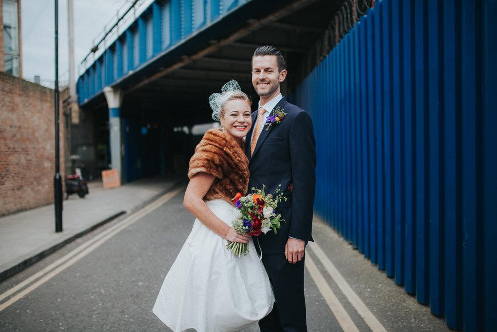Hackney alternative Pub wedding photographer.jpg