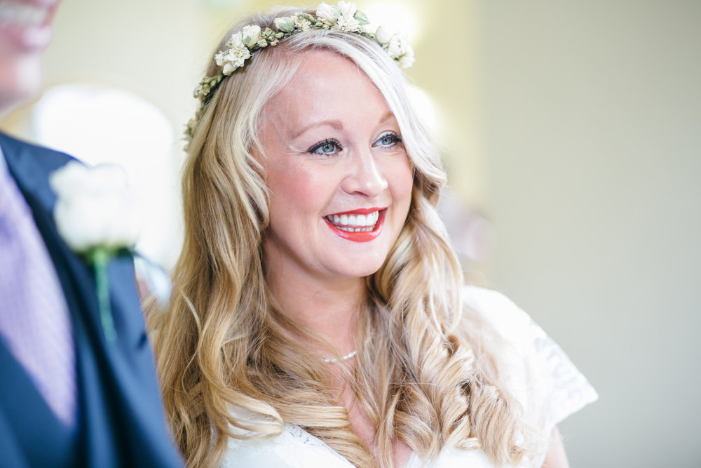 bride Clissold House wedding Hackney Ceremony.jpg