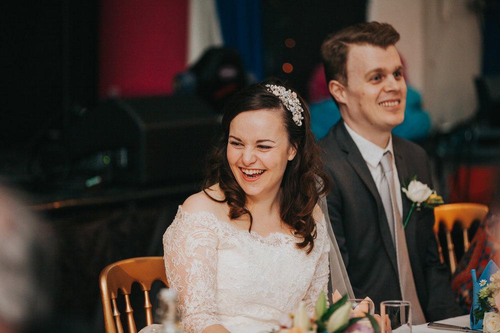 school hall wedding reception speeches reportage.jpg