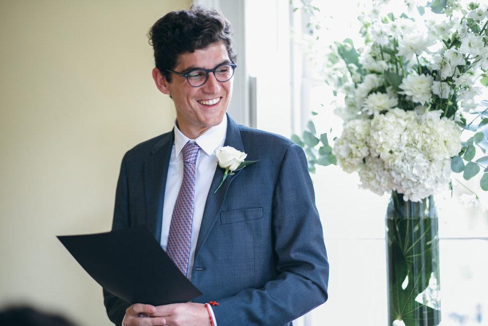 speches Clissold House wedding Hackney Ceremony.jpg