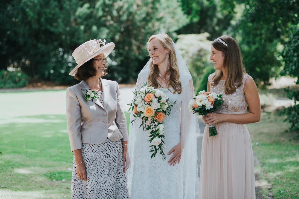 28 sweet moment bride bridal party Pembroke Lodge.jpg
